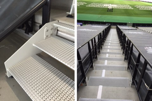 Olympic Park & London Stadium Win With ABL Aluminium Decking